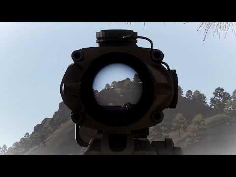 """5th SFG (ODA511) MILSIM (ArmA 3) - Daybreaker 5 """"Abi Valley Ambush"""" [1-20-18]"""