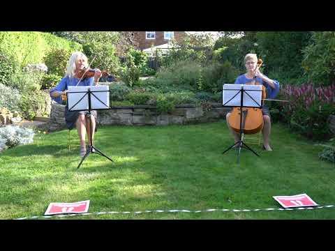 Arco String Duo - Viva La Vida
