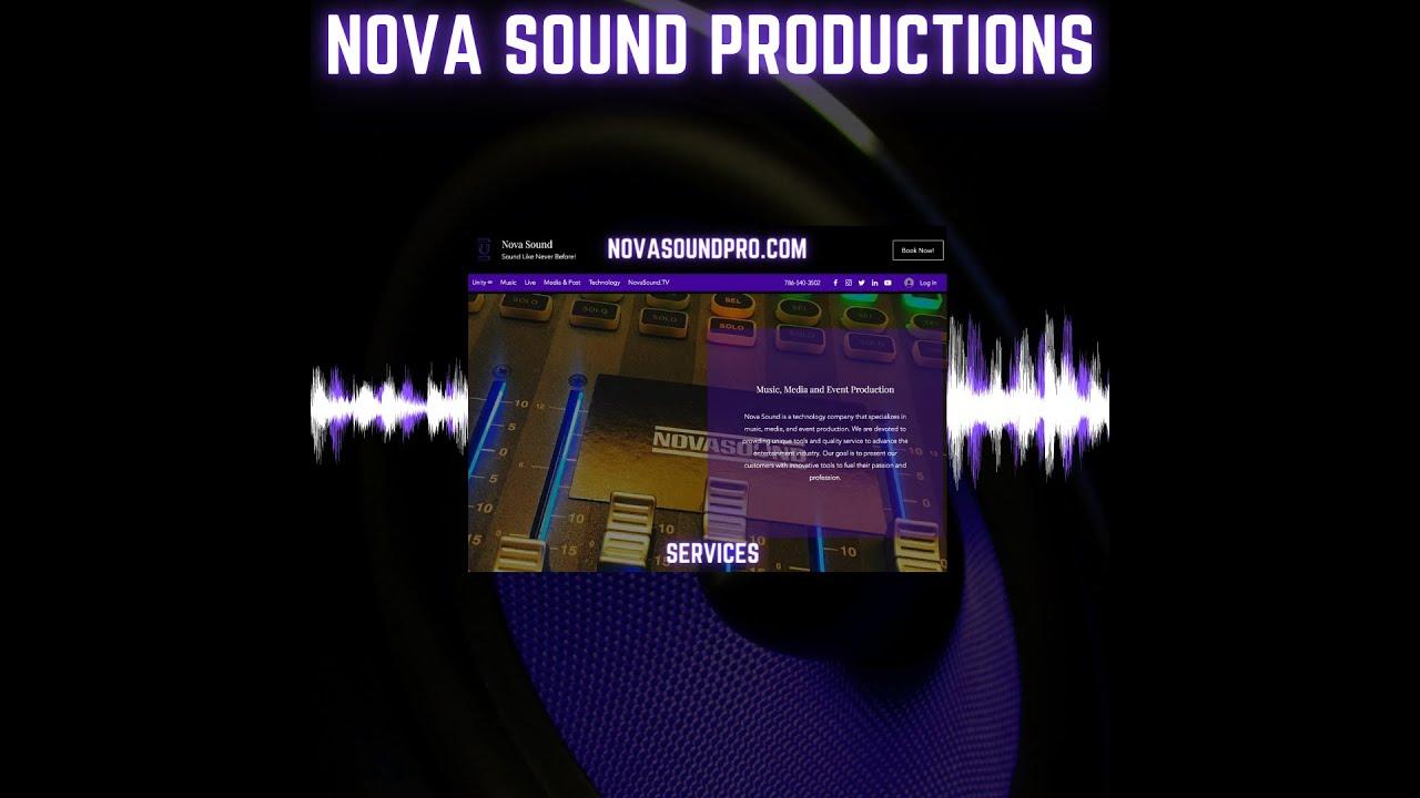 Nova Sound Pro