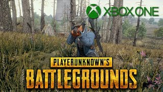 BATTLEGROUNDS - PRIMEIRA PARTIDA NO XBOX ONE