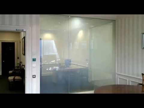 Intelligent Glass Smart Glass Partition Wall Between