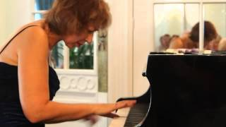 Bach - WTC-I 02-Prelude and Fugue in C minor BWV 847 - Kuschnerova