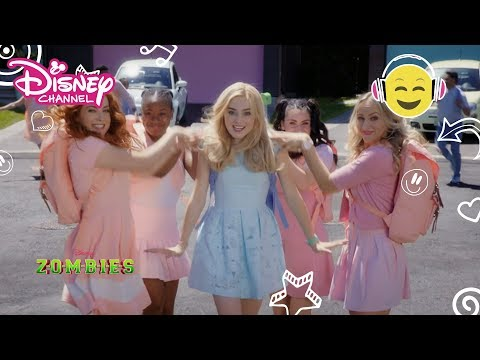 "Z-O-M-B-I-E-S | MUSIKVIDEO ""My Year"" - Disney Channel Sverige"