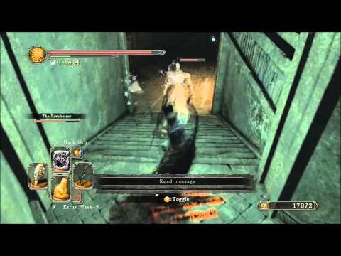 Dark Souls 2 DLC Get to Dragon's Sanctum First Bonfire