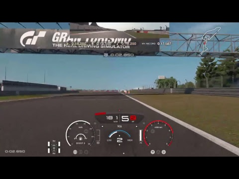 Driving lessons 101 GT Sport