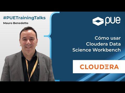 Cómo Usar Cloudera Data Science Workbench - PUE