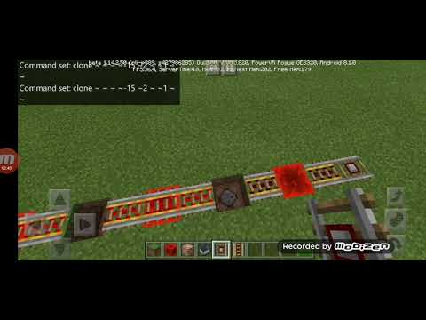 how-to-make-a-infinite-rail-in-minecraft