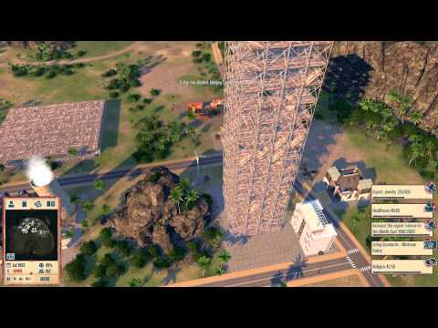 Tropico 4 - Tropican Utopia Walkthrough Gameplay PC