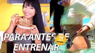 PREPARA HOT CAKES para MARCAR ABDOMEN con Ana Mojica Fitness
