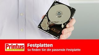 Festplatten: SSD und HDD im Vergleich