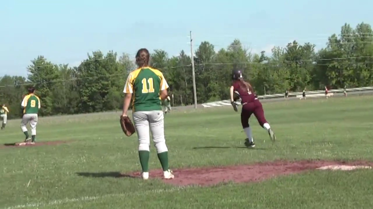 NAC - NCCS Softball  5-23-12