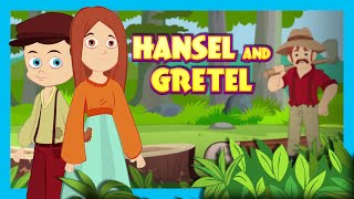 HANSEL AND GRETEL Story for Kids in English | STORIES FOR KIDS | Fairy Tales for Children