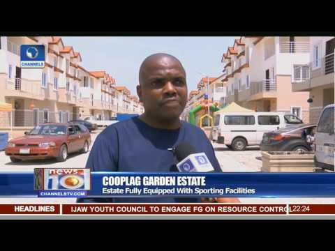 Cooplag Garden Estate: Cooperative Commissions 168 Housing Units In Lagos