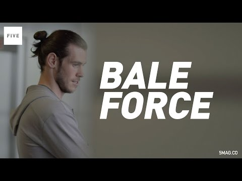 Rio Chats with Gareth Bale