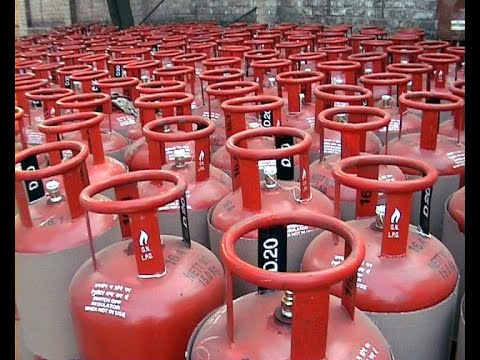 making of LPG Gas Cylinder[how to] - YouTube