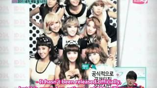 idol chart show ep 21 snsd cut 2011 09 07 en