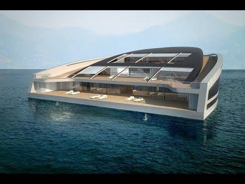 WHY Wally Hermès Yacht - Bill Gates' Yacht house