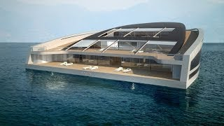 WHY Wally Hermès Yacht - Bill Gates' Yacht house