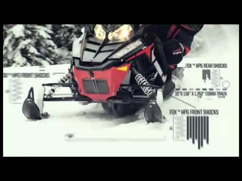 2012 Polaris 600 Switchback Adventure   Launch Video