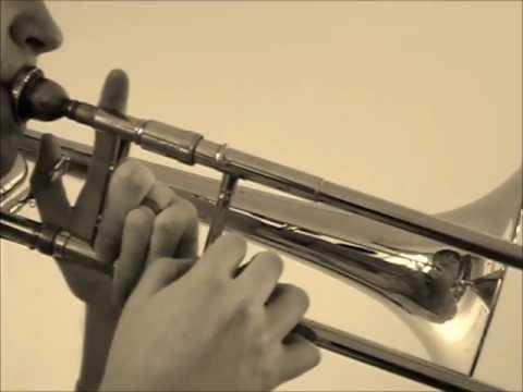 How to create a correct embouchure - Trombone