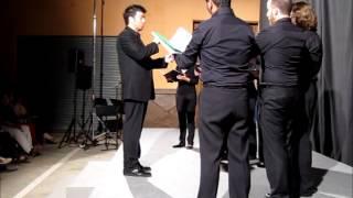 Ave María ( Javier Busto), canta L'Almodí Cor de Cambra