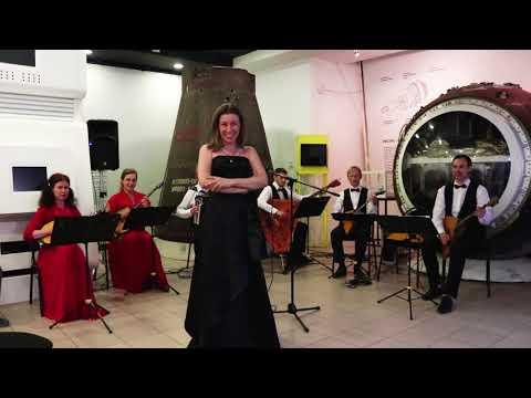 Смотреть клип Фрагмент концерта Волга Фолк Бэнда в музее
