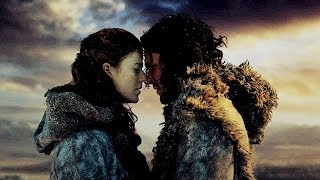 dead in the water | jon & ygritte