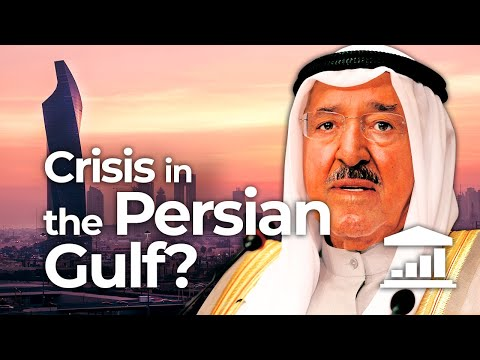 SHEIKHS in Distress: CRISIS in the PERSIAN GULF - VisualPolitik EN