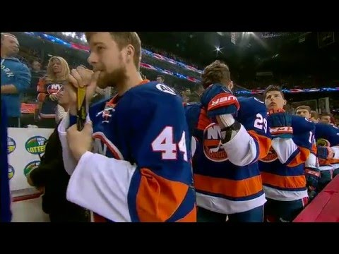 Florida Panthers @ New York Islanders. Round 1 Game 3