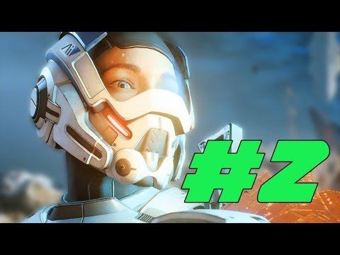 "Mass Effect Andromeda: Female Ryder - Part 2 ""Habitat 7"""