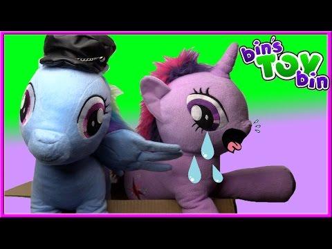 FAN MAIL MARATHON PT 3   Bin Made Creepy Twilight Cry!?   Russian Candy!   Bin's Toy Bin