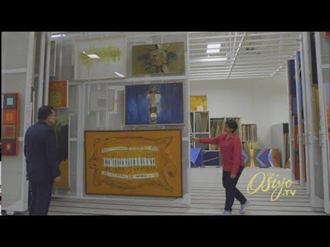 OsiyoTV Web Exclusive: Inside IAIA's Native Art Collection