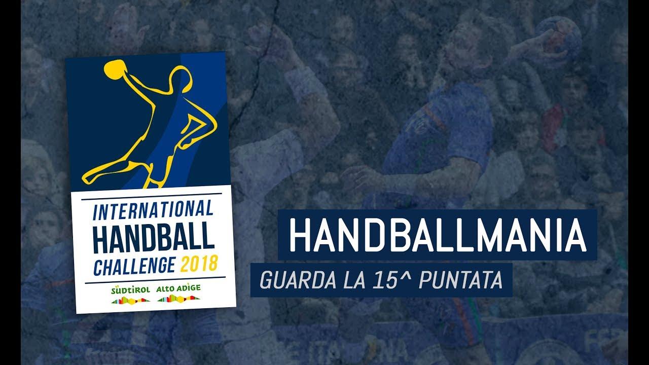 HandballMania - 15^ puntata [20 dicembre]