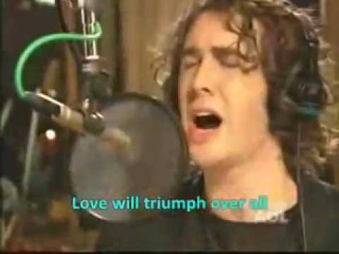 Josh Groban  Per Te with English subtitles