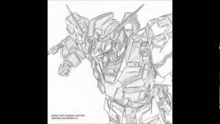 Gundam Unicorn OST 2 Track 11   OYM PF
