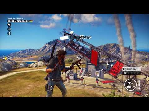Just Cause 3 - Reacción en cadena