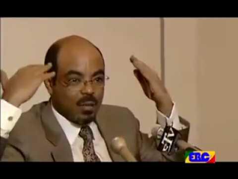 PM. Meles Zenawi -about Poverty