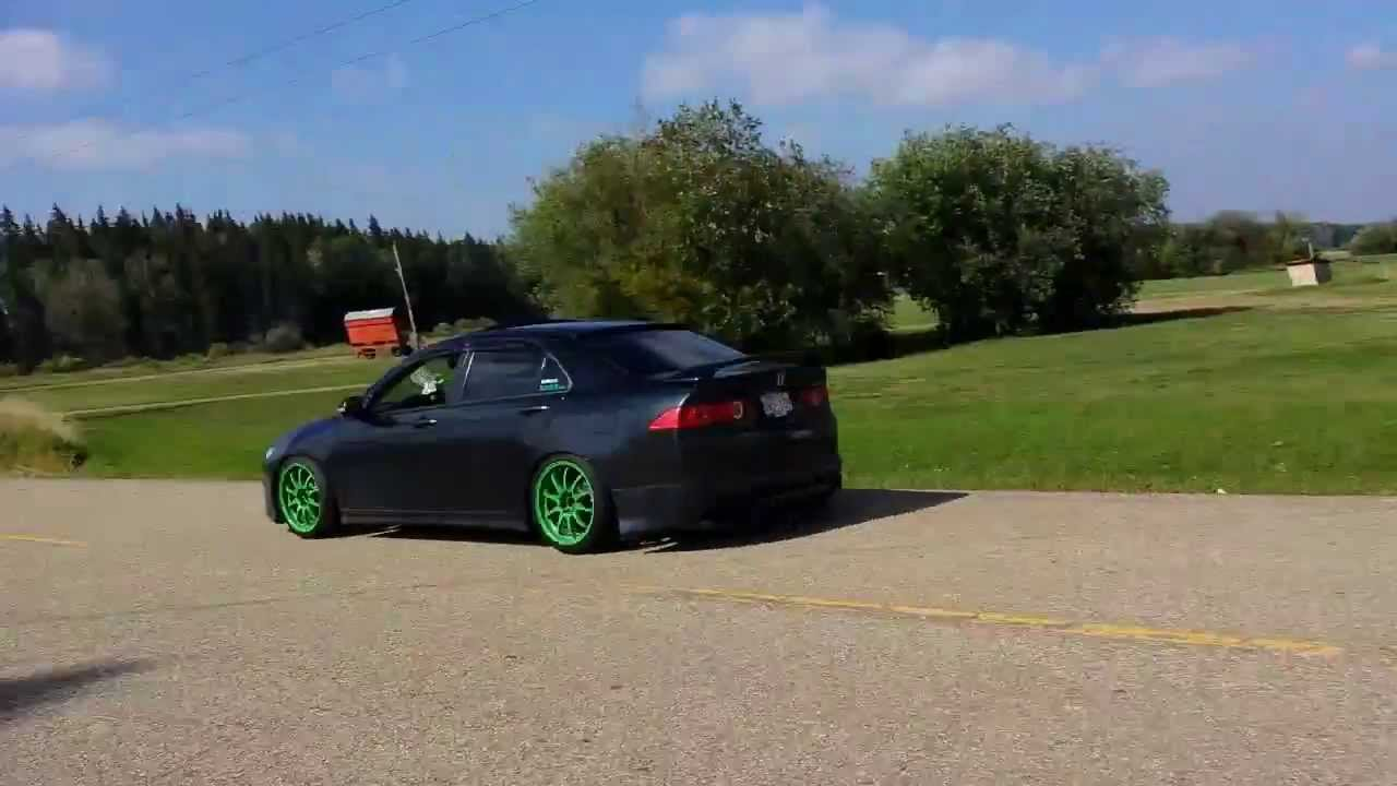 Acura TSX Pull YouTube - 2006 acura tsx coilovers