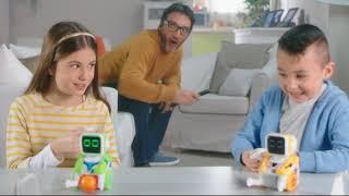 Kickabot™ - A kickoff to robot games!