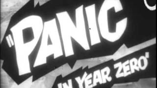 Panic in year zero trailer