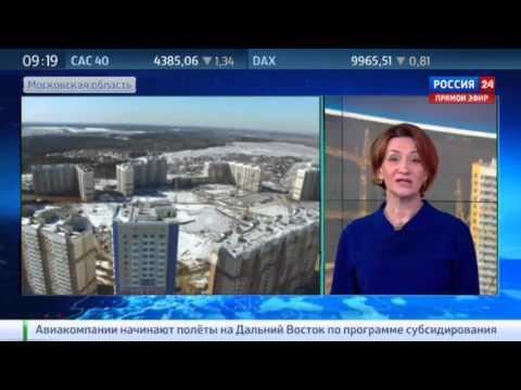 Мертвый город  в Подмосковье. Здесь даже бомжи не живут