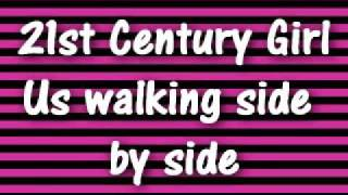21st Century Girl-Willow Smith Lyrics+Download Link [NEW]
