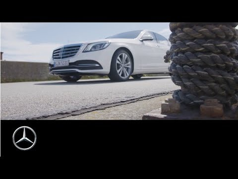 Mercedes-Benz: Sailing at Sylt with Alex Thomson – Featuring the S-Class