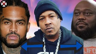 Spider Loc Keeps it's All The WAY 💯 On Faizon Love Calling Dave East A Fake Crip!