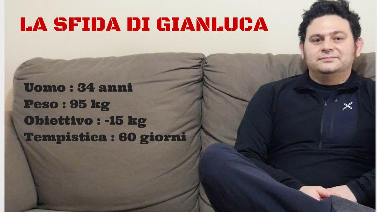 perdere peso 15 kg
