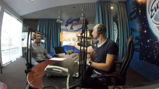 Директор компании Кристал Энерджи на радио Европа плюс Украина