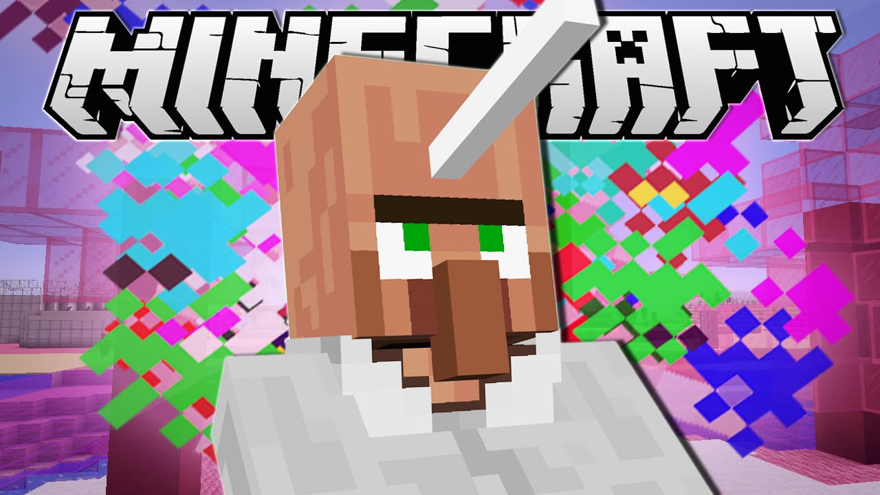 minecraft how to build a unicorn