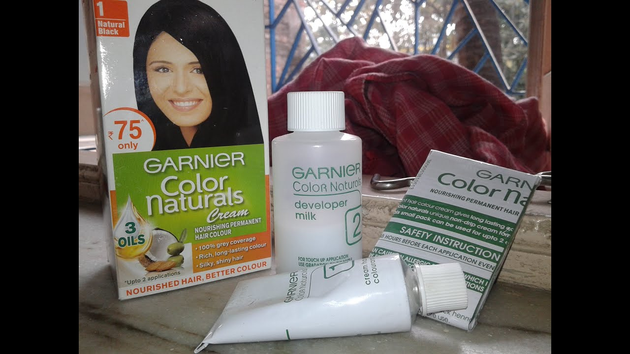How To Color Your Hair At Home How To Use Garnier Hair Colour