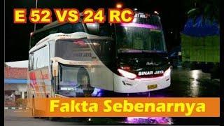 Fakta !!!!!!!!!! Sinar Jaya 24 RC VS Murni Jaya E52 Sebelum Video Beredar Luas ( Lihat Menit Akhir )