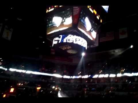 San Antonio Spurs 2011 Player Introductions